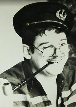 Neményi András a 70-es években